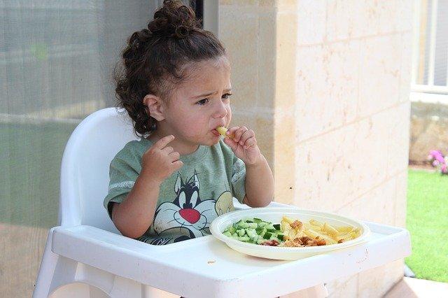 Bibir Bengkak pada Anak Karena Alergi Makanan